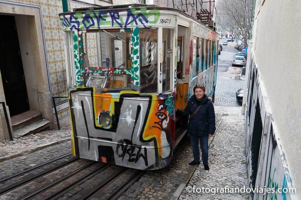 Elevador Fabra Lisboa Portugal