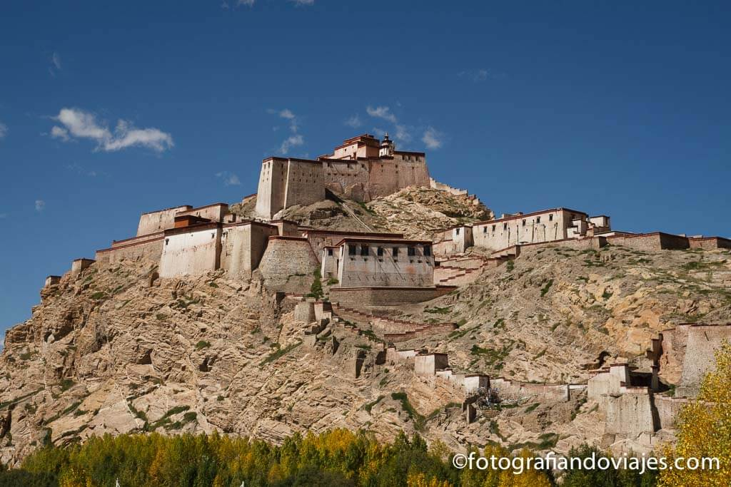 Fuerte Gyantse Dzong