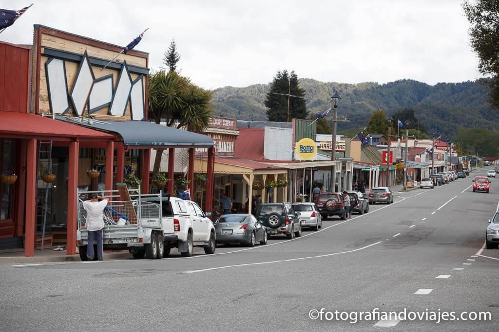 Reefton Nueva Zelanda