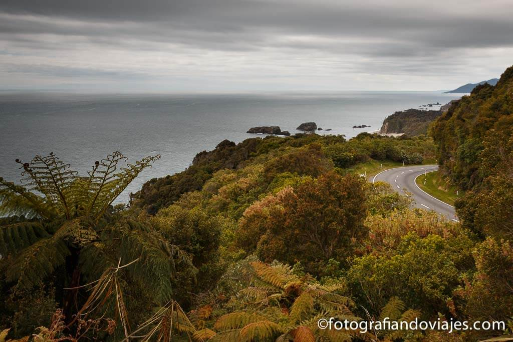 Carretera Nueva Zelanda