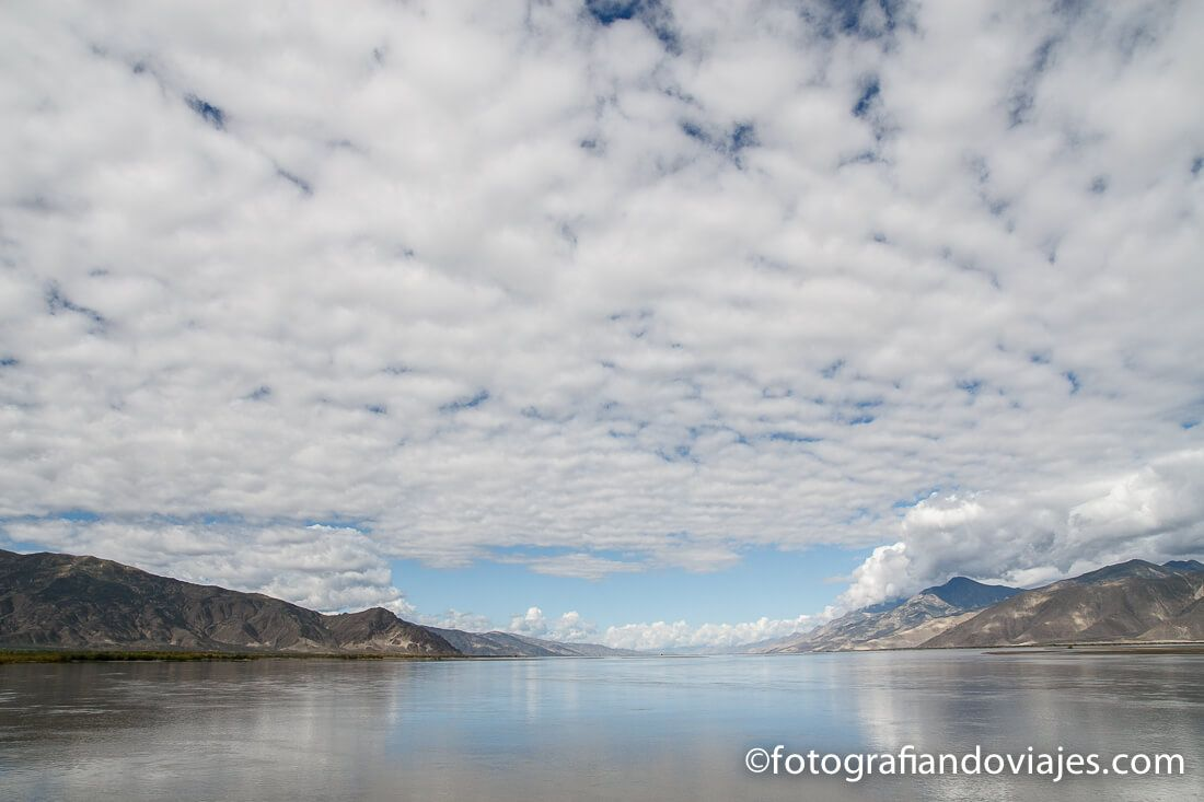 río Yarlung Tsangpo Tibet
