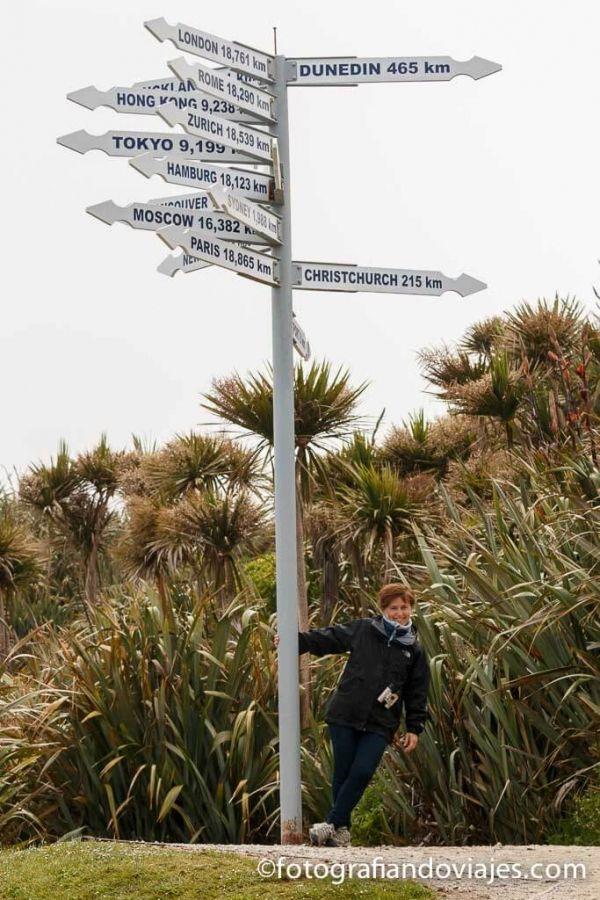 Cabo Foulwind Nueva Zelanda