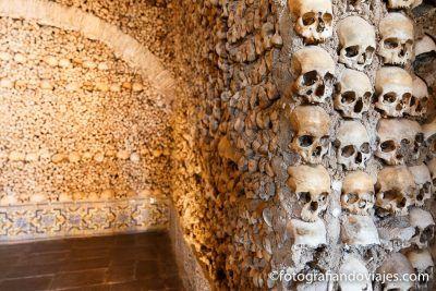 Iglesia Sao Francisco capilla huesos