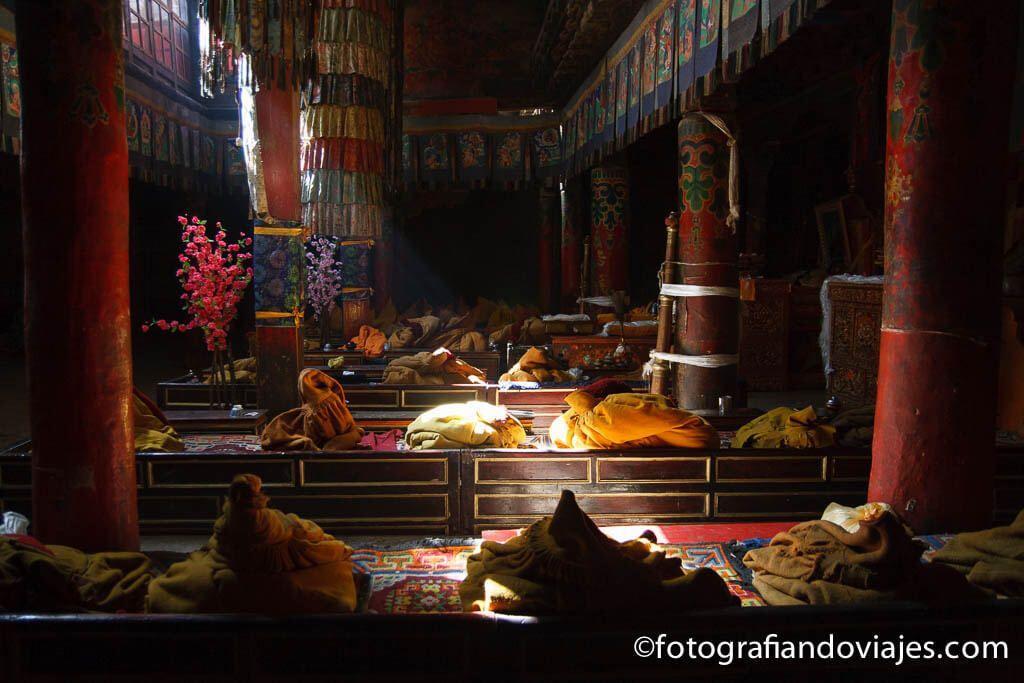 Monasterio de Shalu o Xialu