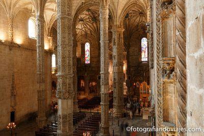 Monasterio Jeronimos Lisboa Portugal