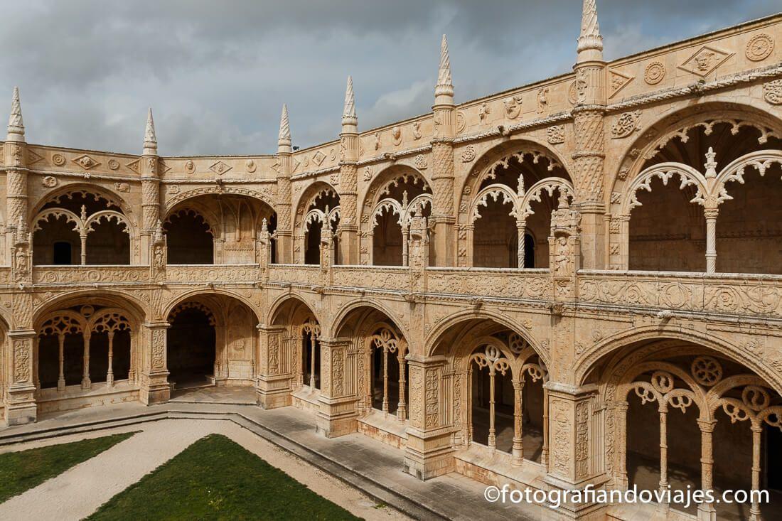 Monasterio de los Jeronimos Lisboa Portugal