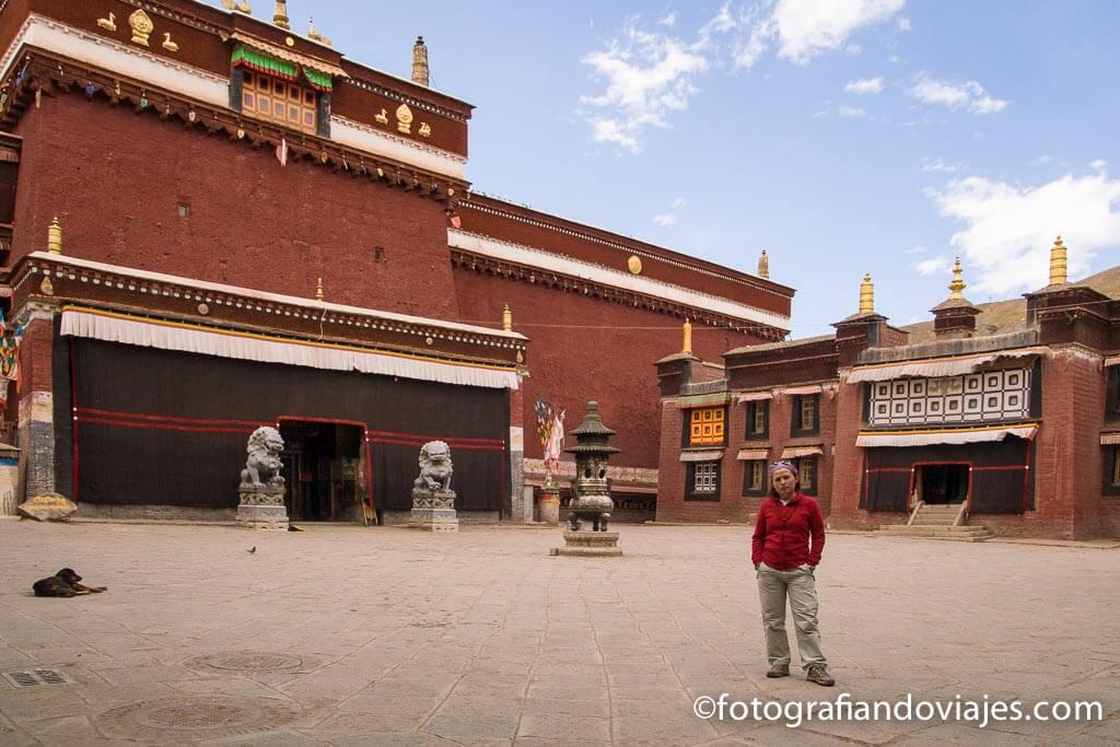 Monasterio de Sakya Tibet