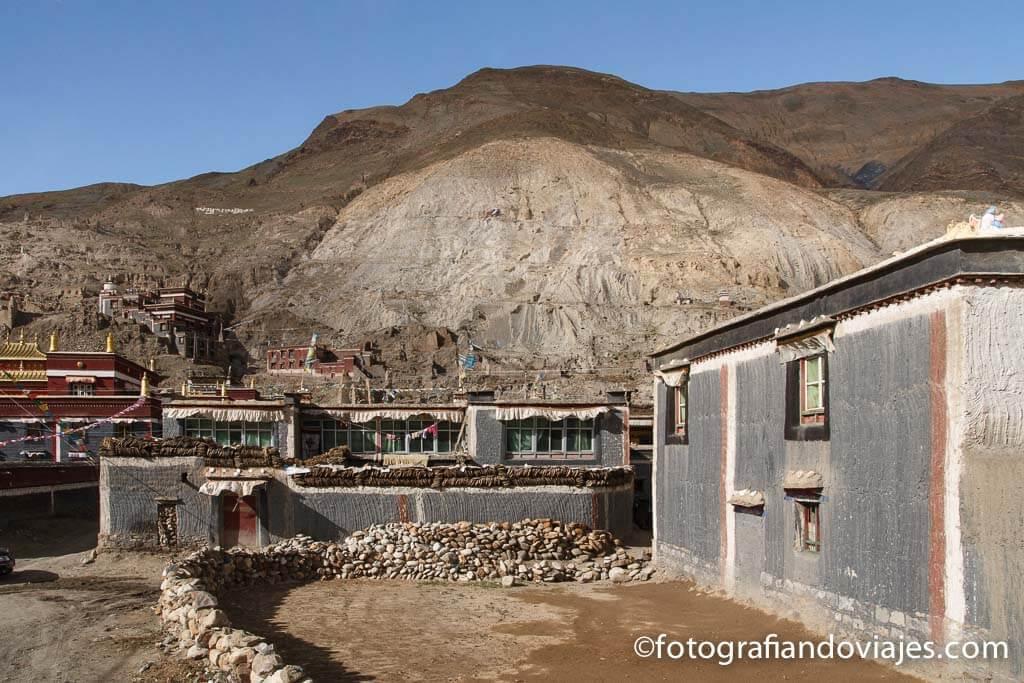 Sakya o Sagya en Tibet