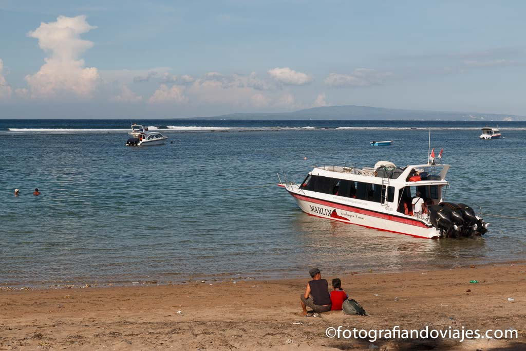 Barco Sanur Lembongan