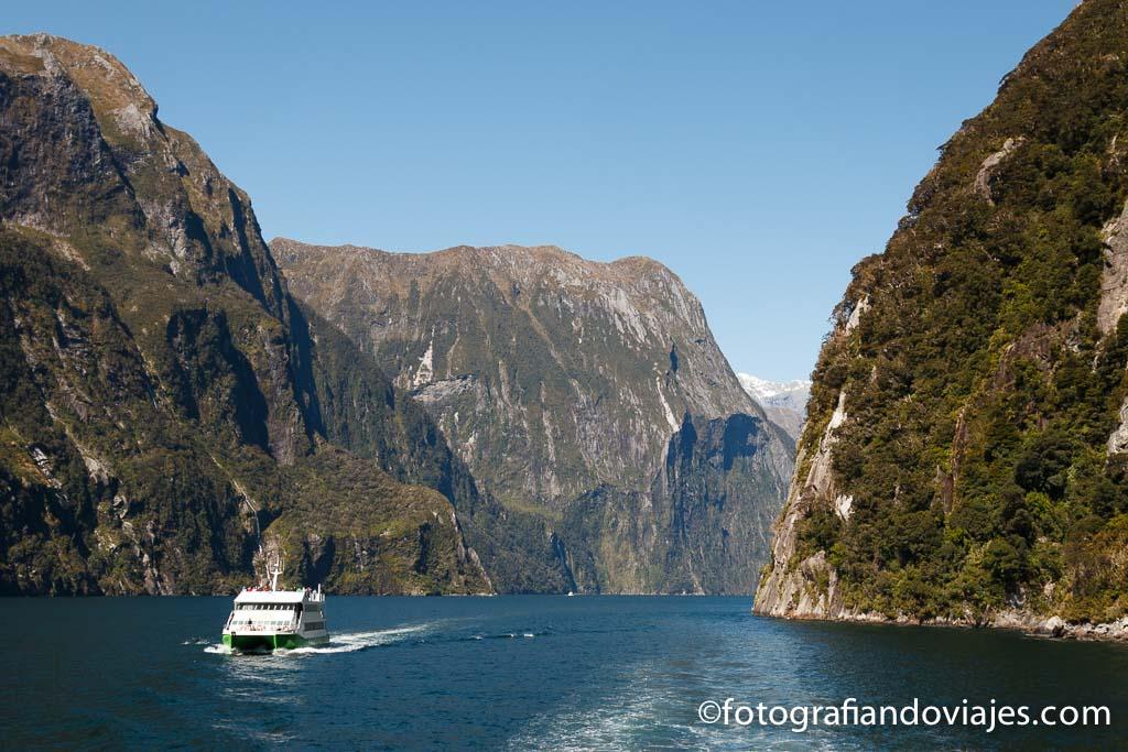 Milford sound Nueva Zelanda