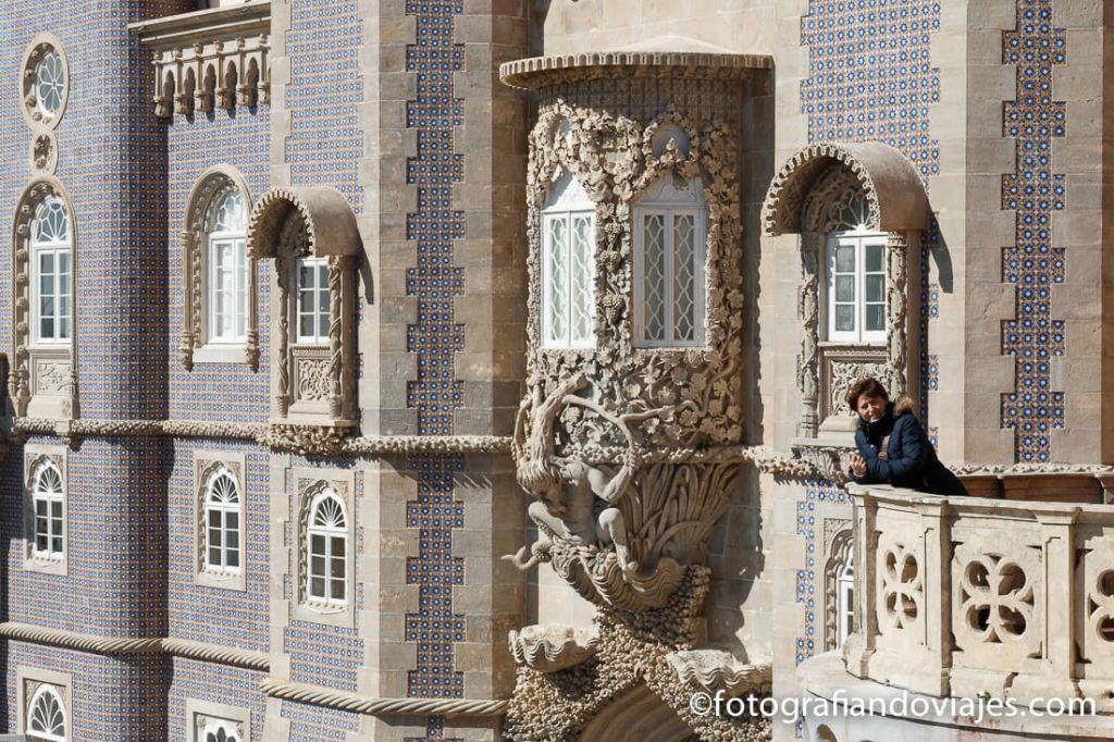 Palacio da Pena Sintra Lisboa