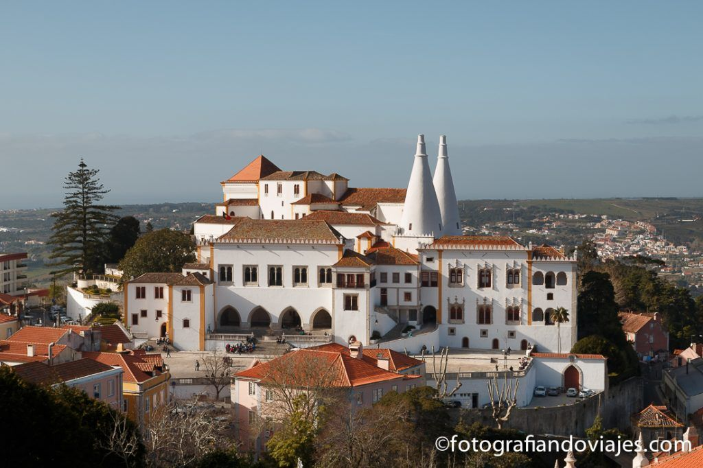 Palacio Nacional de Sintra Lisboa