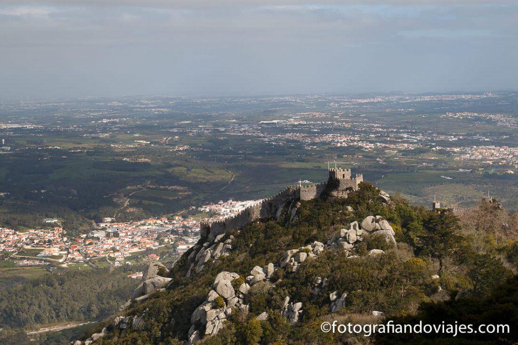 Castelo dos mouros sintra lisboa