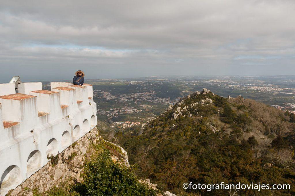 Castelo dos mouros que ver en sintra en un dia
