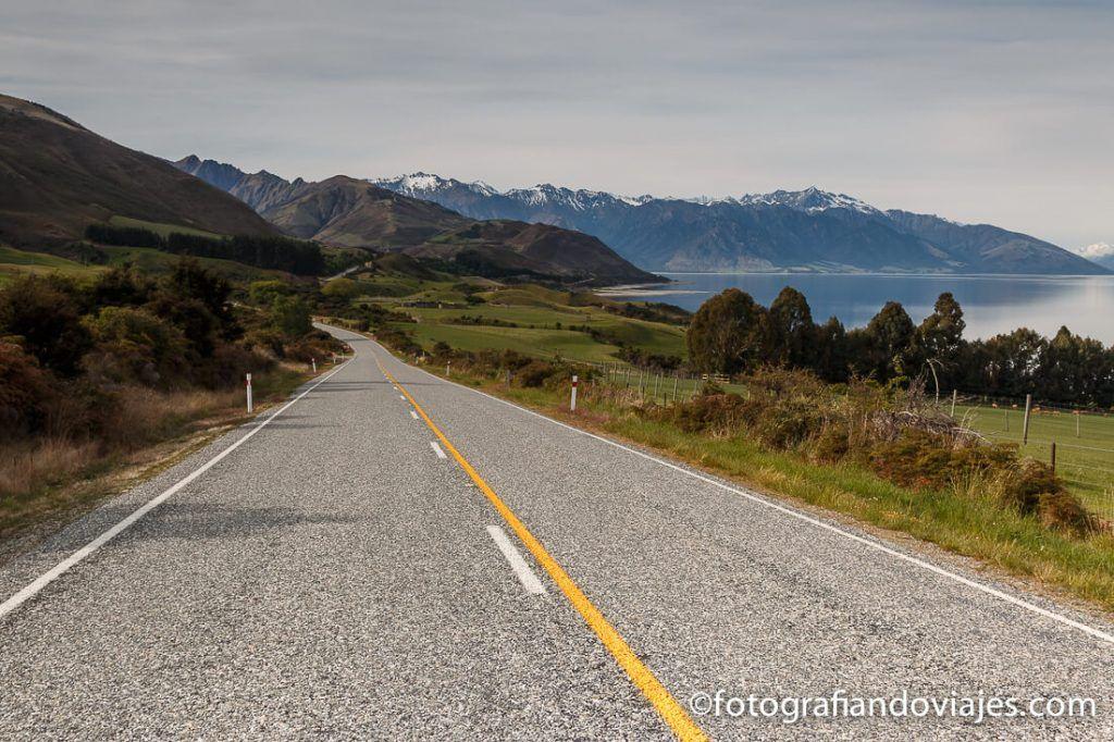Carreteras de Nueva Zelanda