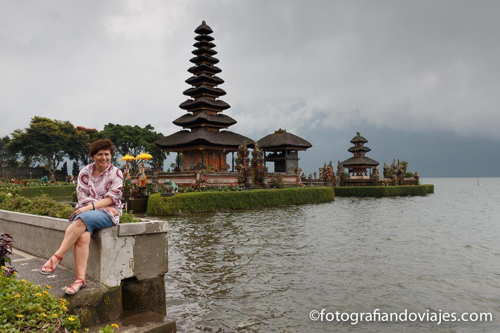 Pura Ulun Danu Bratan Indonesia Bali