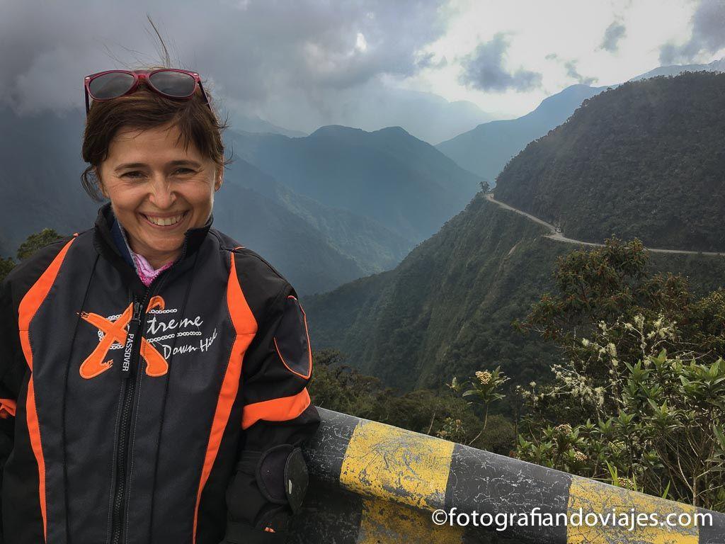 Carretera de la muerte Bolivia