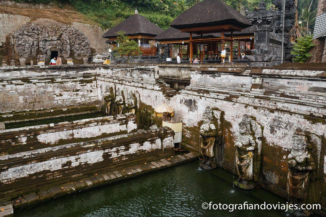 Cueva del elefante o Goa Gajah Bali
