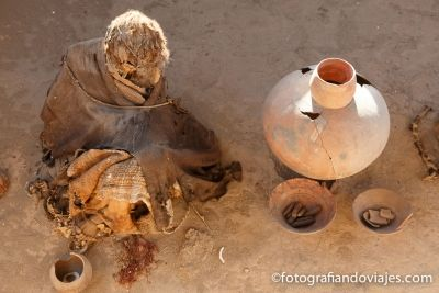 Cementerio Chauchilla Nazca Peru