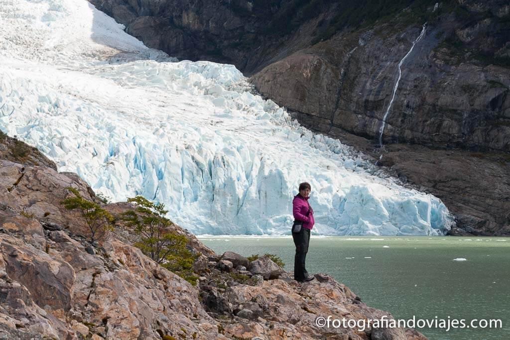 Glaciar Serrano Chile