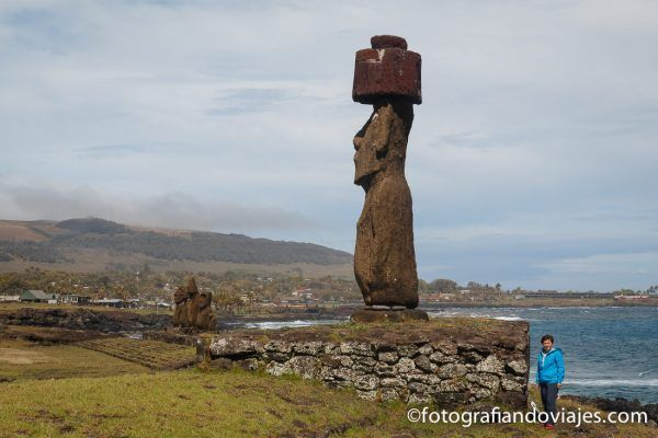 Ahu Tahai Isla de Pascua Chile