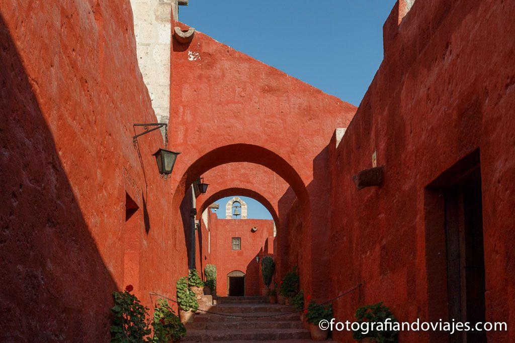 Monasterio de Santa Catalina Arequipa Peru