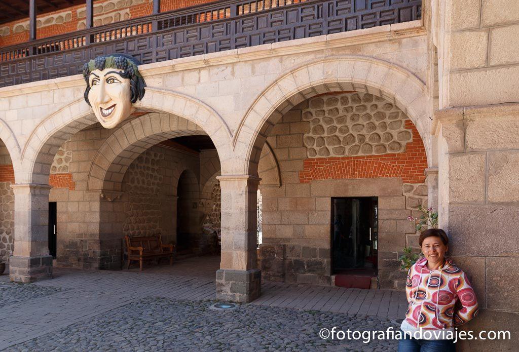 Casa de la moneda en potosí Bolivia