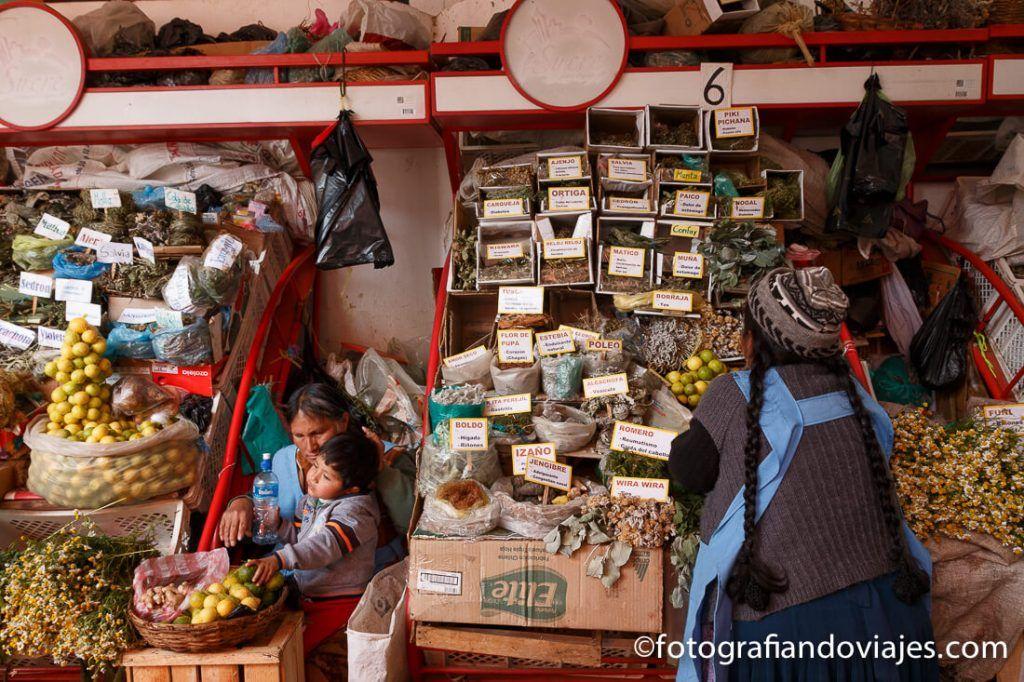 mercado boliviano