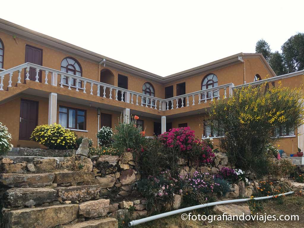 Alojamiento en Bolivia
