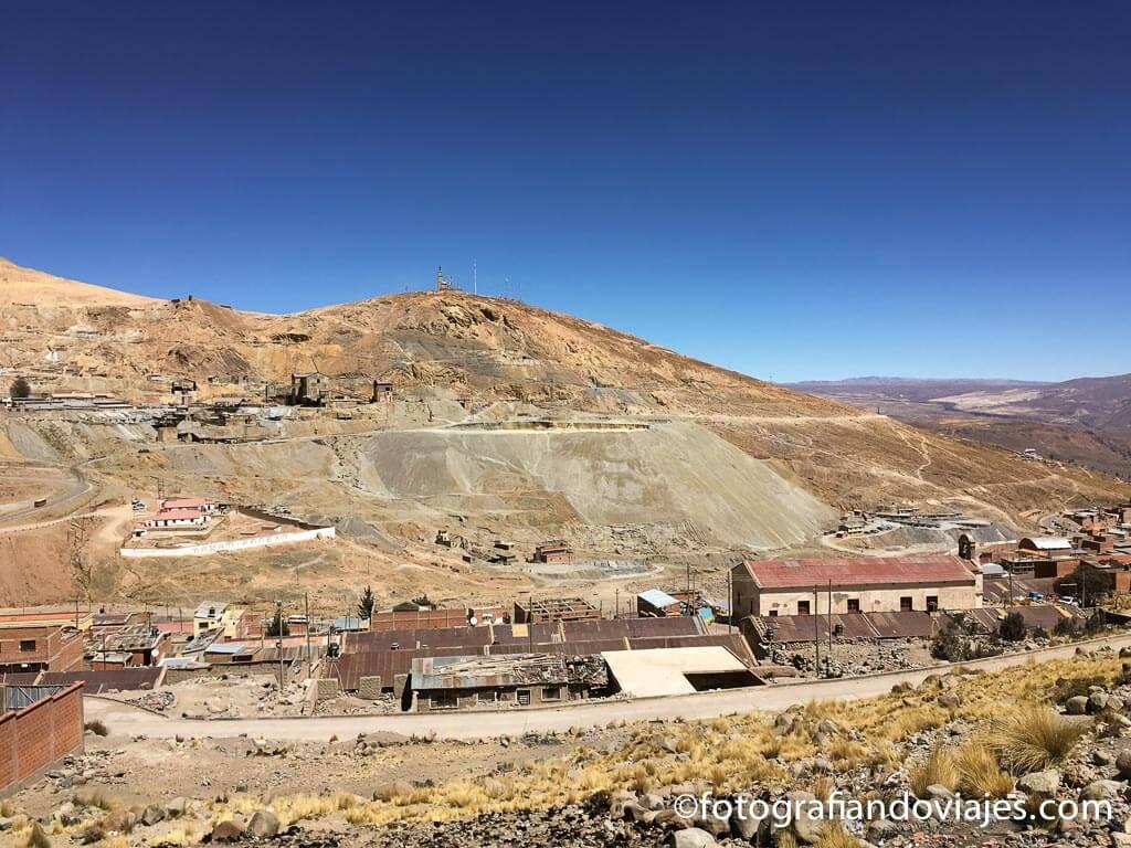 Minas de Potosi Bolivia