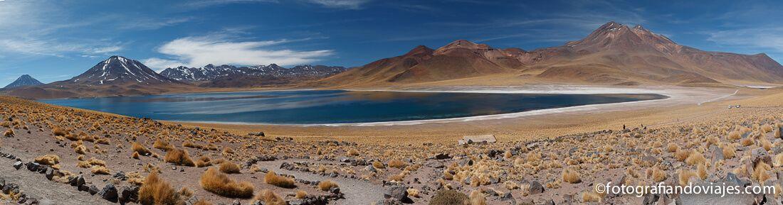 Laguna Miscanti desierto Atacama Chile