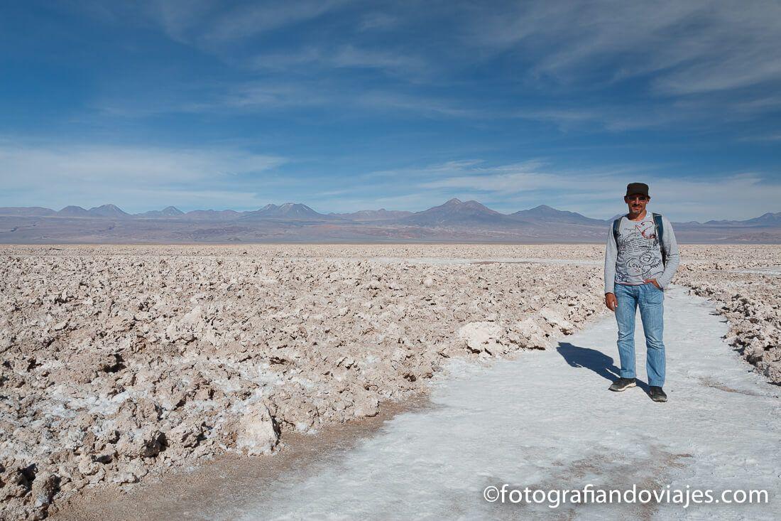 Salar de Atacama desierto Atacama Chile