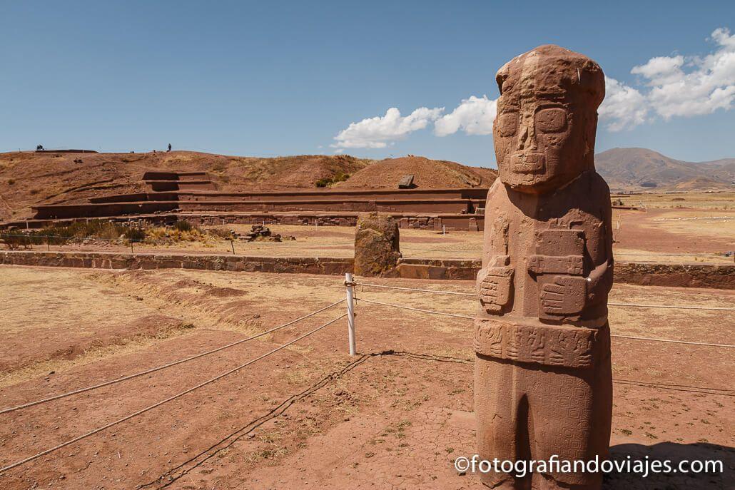 Tiahuanaco en Bolivia