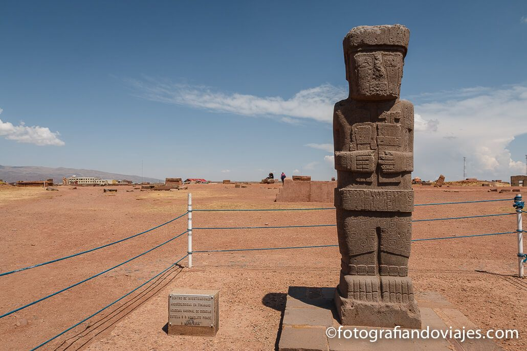 Tiahuanaco o Tiwanaku Bolivia