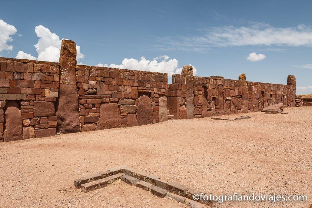Ruinas en Bolivia, La Paz