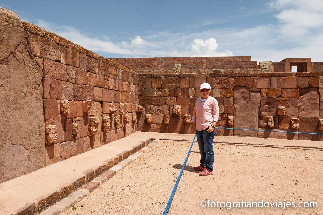 ruinas en Bolivia