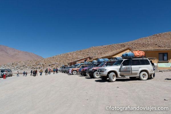 coches en Atacama