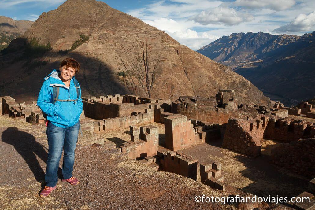 Intihaunata Pisac Peru
