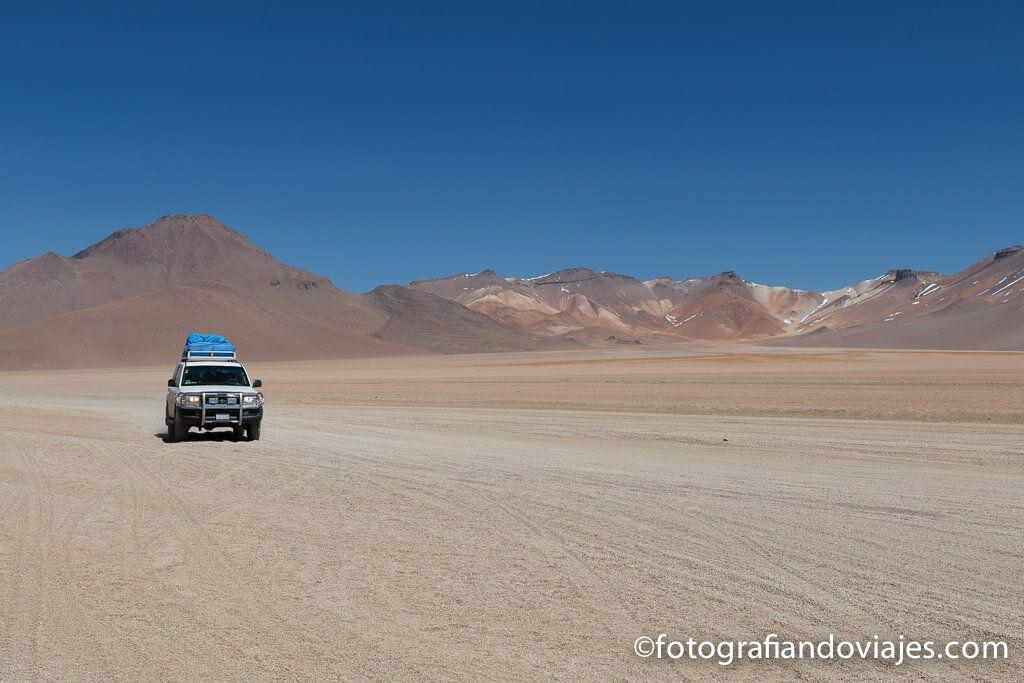 Viaje Salar de Uyuni Bolivia
