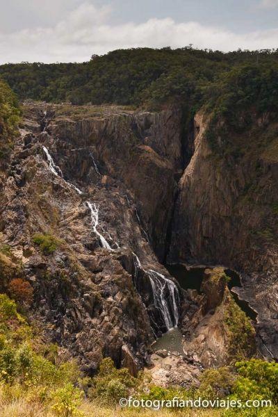 Cascadas Barron