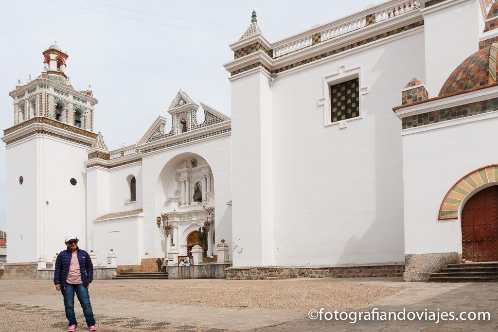 Basílica de la Virgen de la Candelaria Copacabana Bolivia