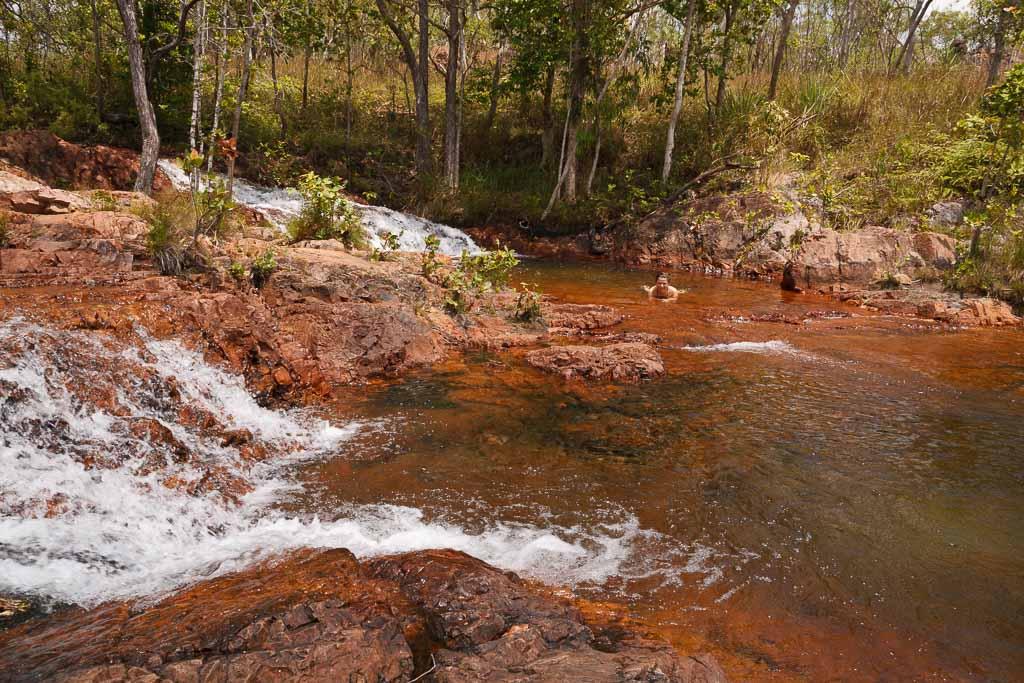 parque nacional Litchfield Australia