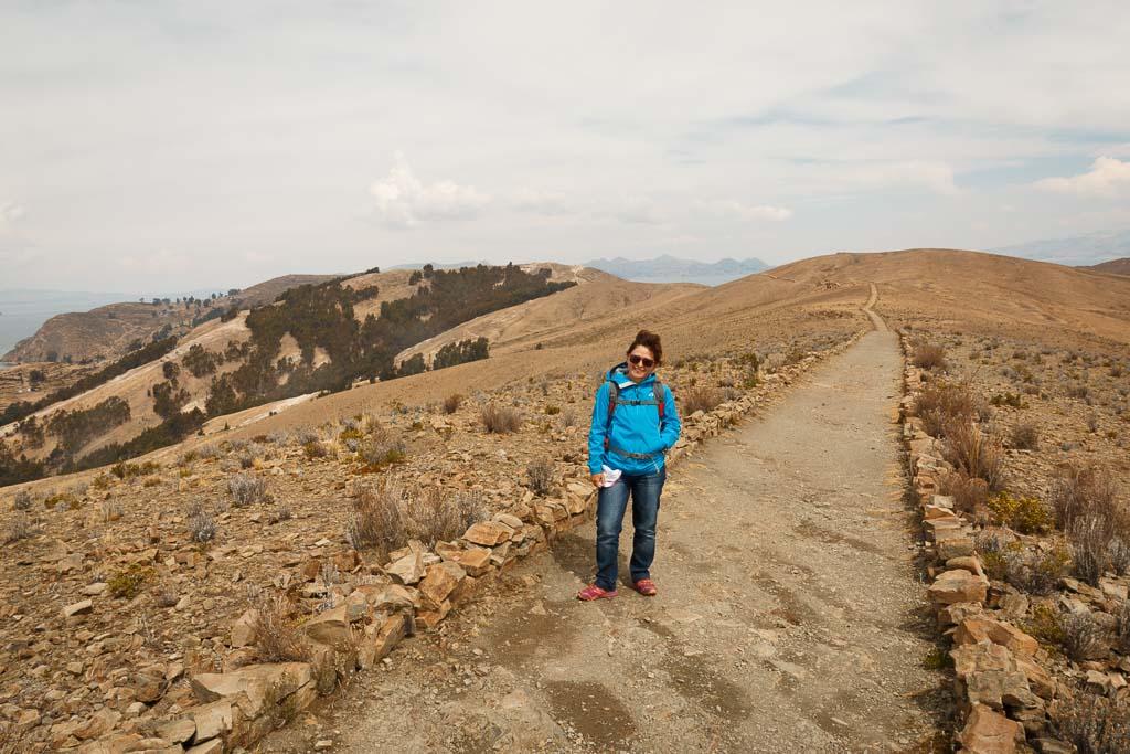 lago Titicaca Isla del Sol Bolivia