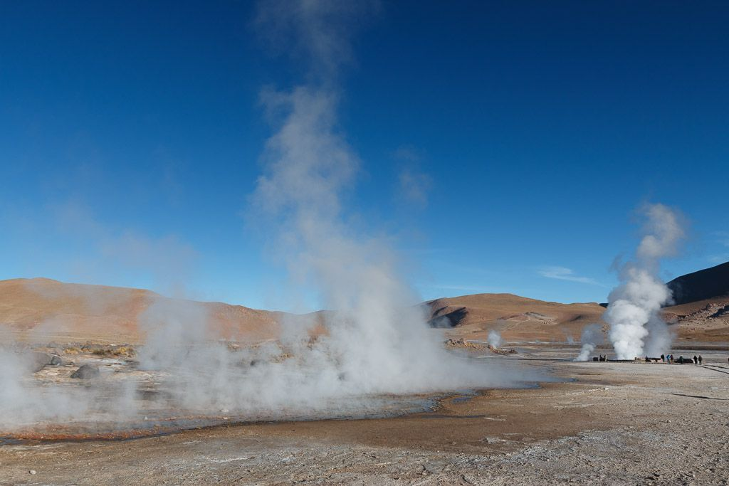 Desierto de Atacama Chile