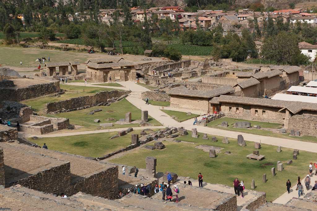 Ollamtaytambo Peru