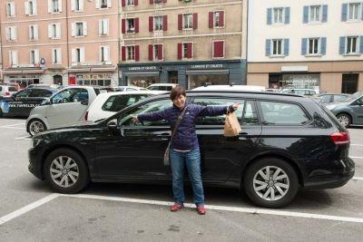 Conducir en Suiza