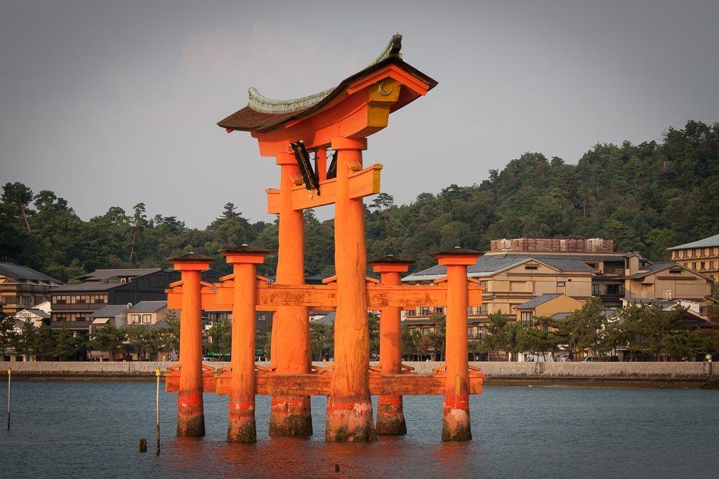 Miyahima Japon