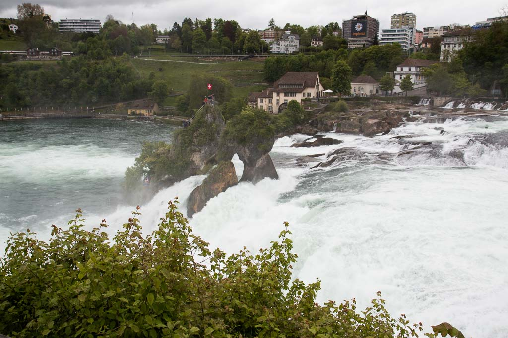 Cataratas del Rin Suiza