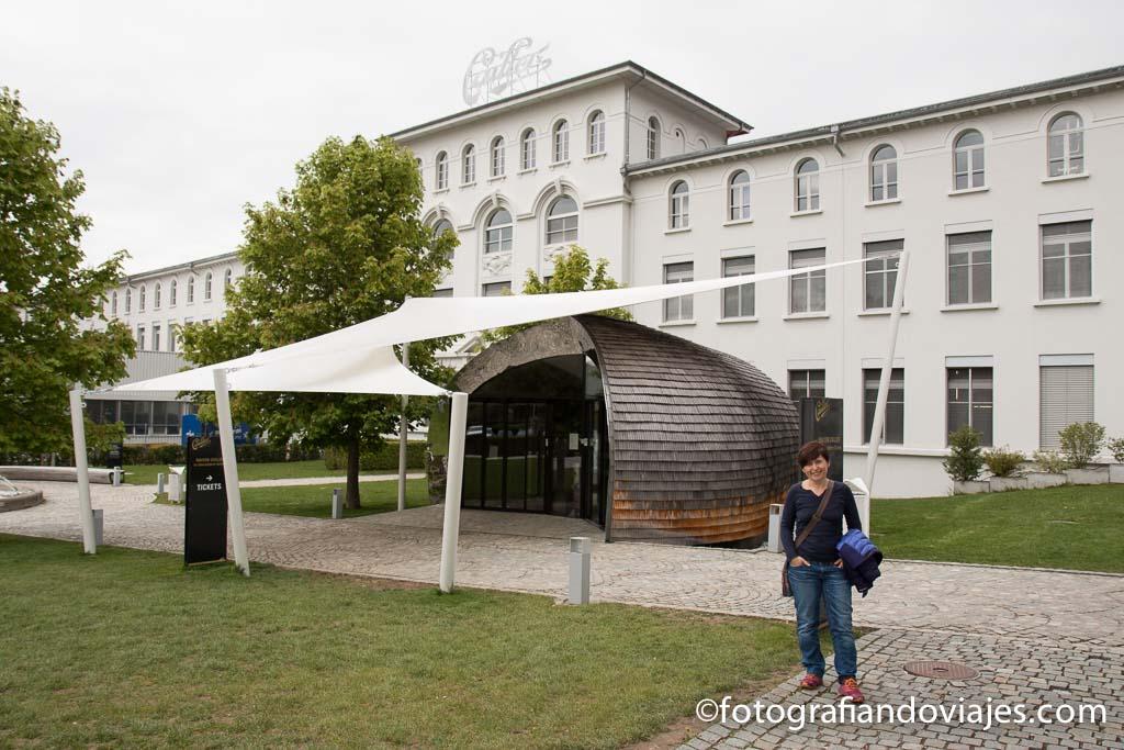 Fábrica de chocolate Suiza