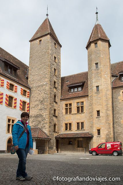 Castillo de Neuchatel, Suiza